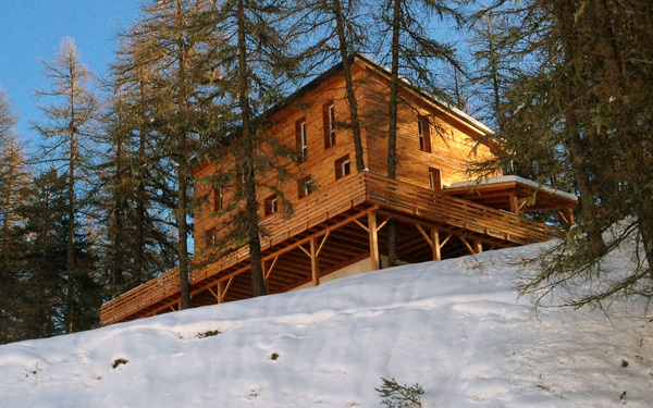 Location chalet Valberg